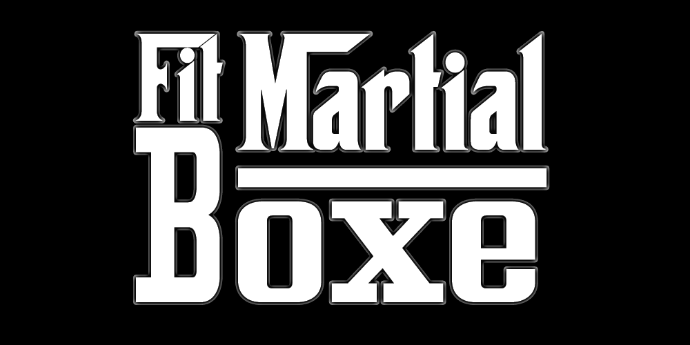 Logo Fit Martial Boxe